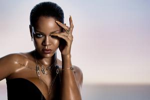 Rihanna Joaillerie Collection 2017 Wallpaper