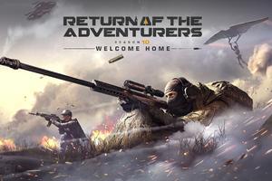 Ring Of Elysium Season 10 Return Of The Adventurers Wallpaper