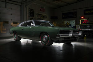 Ringbrothers Dodge Charger Defector 1969
