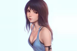 Rinoa Heartilly Final Fantasy VIII