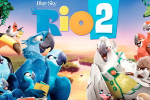 Rio 2 Movie Banner Wallpaper