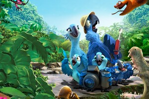 Rio 2 Movie HD