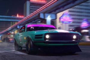 Riot Club Street Leagues Need For Speed Payback 2017 4k