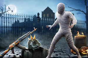 Rise Of The Mummies Pubg