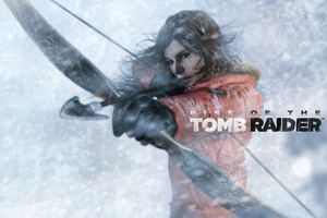 Rise Of The Tomb Raider Game 2 Wallpaper