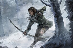Rise Of The Tomb Raider Game 2016 Wallpaper