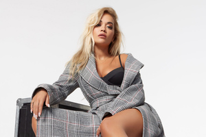 Rita Ora 2020 4k Wallpaper