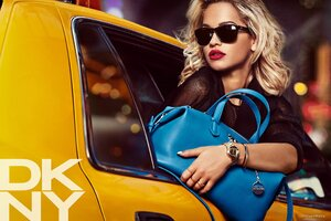 Rita Ora Dkny Wallpaper