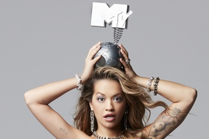 Rita Ora Mtv Award