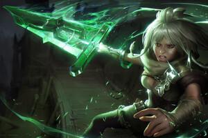 Riven League Of Legends HD
