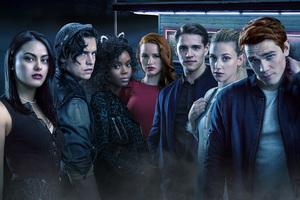 Riverdale Season 2 Cast 4k Wallpaper
