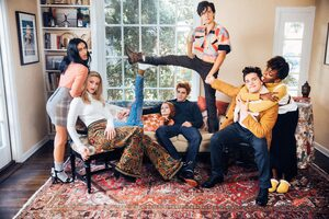Riverdale Season 2 Cast Photoshoot 5k Wallpaper