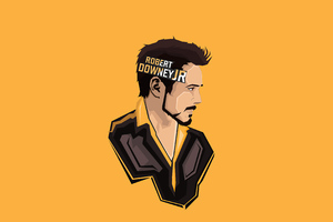 Robert Downery JR 4k Wallpaper