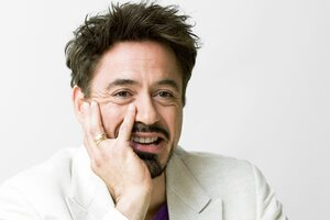 Robert Downery JR Wallpaper