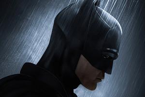 Robert Pattinsons Batman 4k