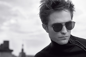 Robert Pattison Dior