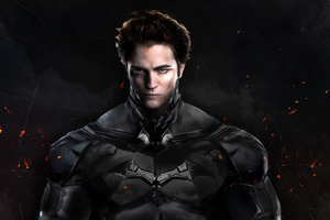 Robert Pattison New Batman 2020 4k