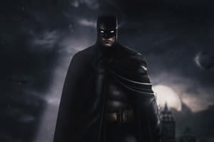 Robert Pattison New Batman 4k Art Wallpaper