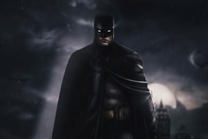 Robert Pattison New Batman 4k Art