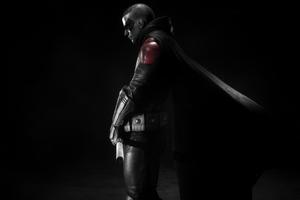 Robin Batman Arkham Knight 4k