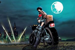Robin Bike 4k