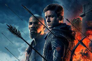 Robin Hood Movie 10K