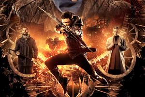 Robin Hood Movie 4K Poster