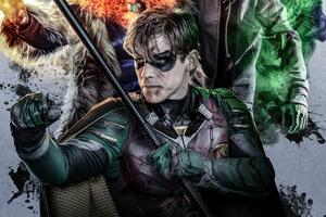 Robin In Titans 2018
