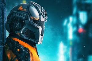 Robo Guy 4k