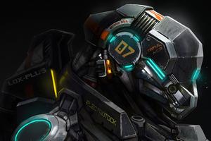 Robocop 5k