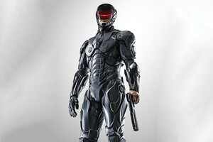 Robocop Armour Suit Wallpaper