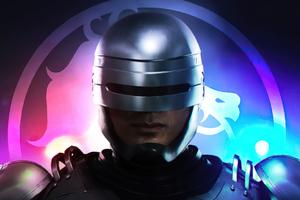 Robocop Mortal Kombat 11