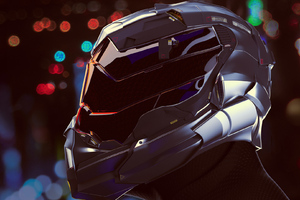Robot Future Scifi Minimalism