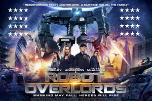 Robot Overlords Movie Wallpaper
