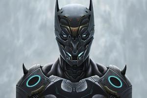 Robotic Batman
