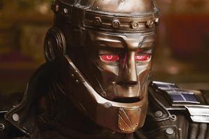 Robotman In Titans 4k 2018