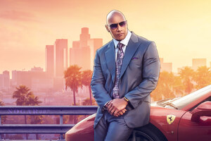 Rock As A GTAV Character