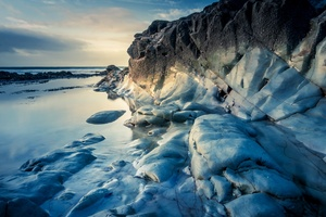 Rock Coast Nature