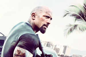 Rock In Fast And Furious Wallpaper