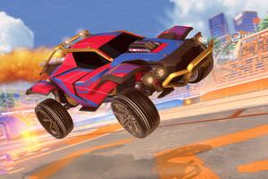 Rocket League 4k Car Wallpaper