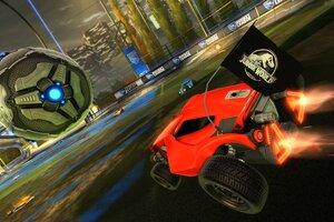 Rocket League Jurassic World Car