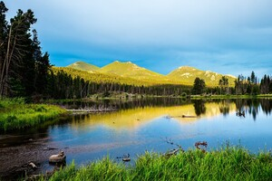 Rocky Mountains National Park Wallpaper