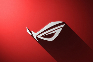 Rog Logo Red 4k Wallpaper