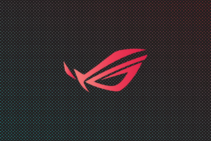 Rog New Logo 4k Wallpaper