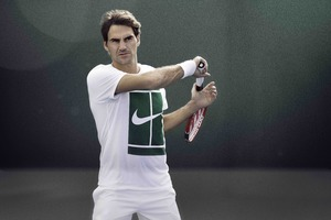 Roger Federer Tennis Player