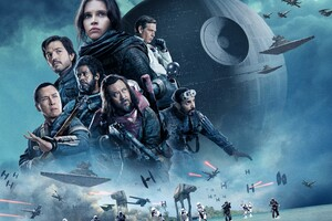 Rogue One A Star Wars Story 5k 2017 Wallpaper