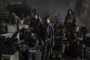 Rogue One A Star Wars Story Movie Wallpaper