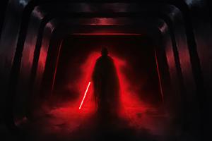 Rogue One Darth Vader 4k