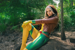 Rogue X Men Cosplay 5k