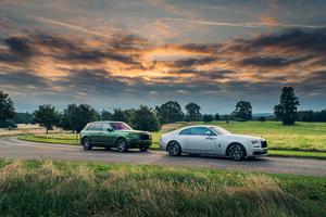 Rolls Royce 10k Wallpaper